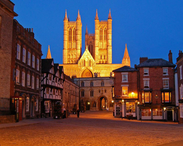 Lincoln Cathedral Copyright John Bennett, by kind permission of Lincoln Cathedral