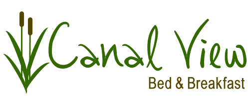 Canal View Bed and Breakfast Logo